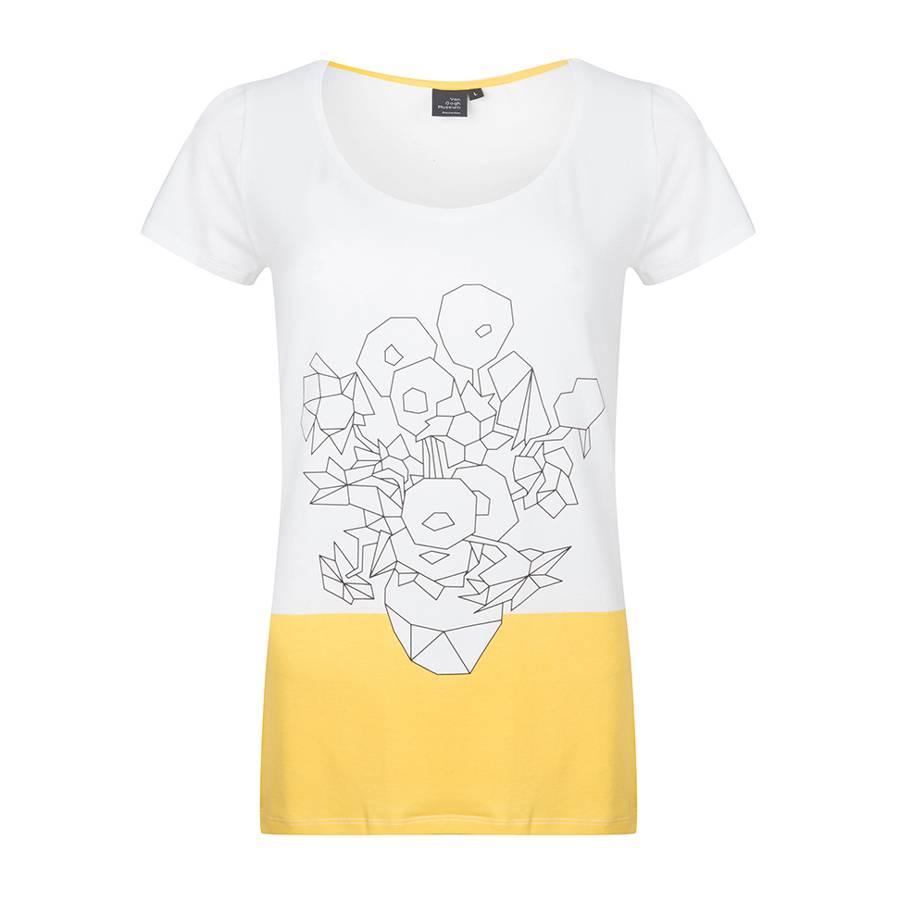Zonnebloemen t-shirt design | Van Gogh Museum